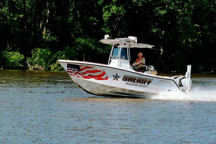 Sheriffs Department Water Patrol