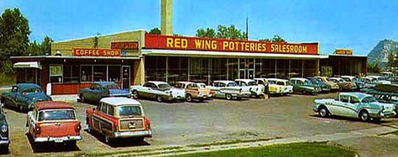 Red Wing Potteries